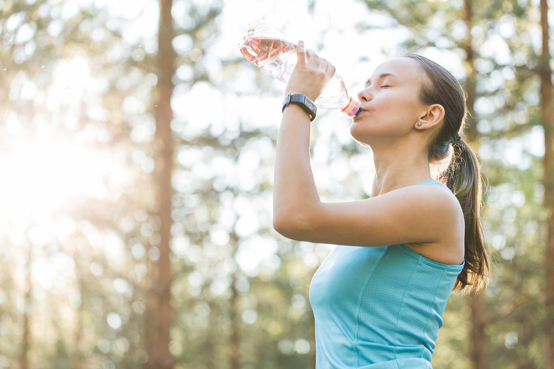 Gesundheitsgefahren durch Wassermangel